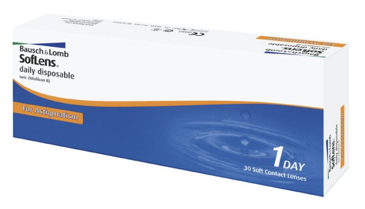 SOFLENS One Day for Astigmatism 30pack