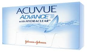 ACUVUE ADVANCE with HYDROCLEAR