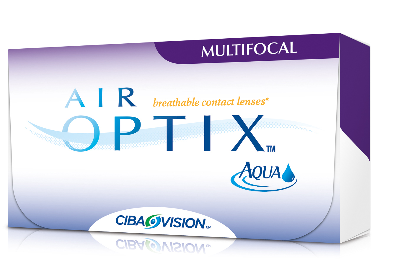 AIR OPTIX AQUA MULTIFOCAL 6pack
