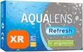 AQUACLENS Refresh for Astigmatism XR 3pack