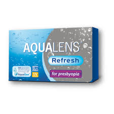 AQUALENS Refresh for Presbyopia 3pack