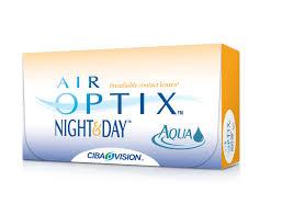AIR OPTIX NIGHT & DAY 3pack Μυωπίας – Υπερμετρωπίας Μηνιαίοι Φακοί Επαφής