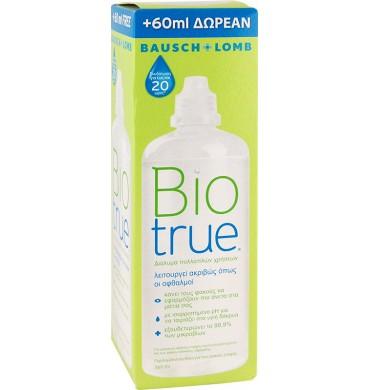 biotrue-300ml-60ml-δωρεαν