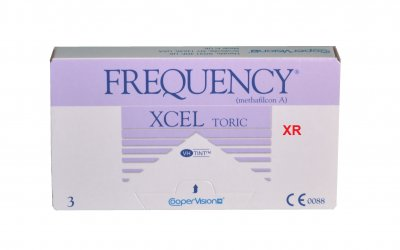 FREQUENCY XCEL XR Toric 3pack