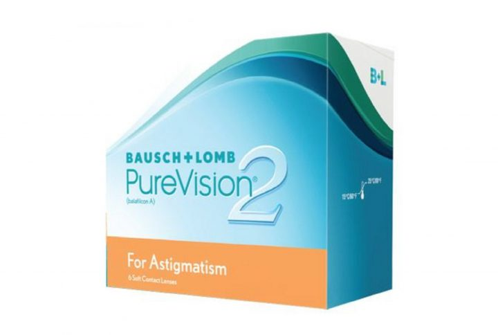 PureVision2 HD for Astigmatism 3pack
