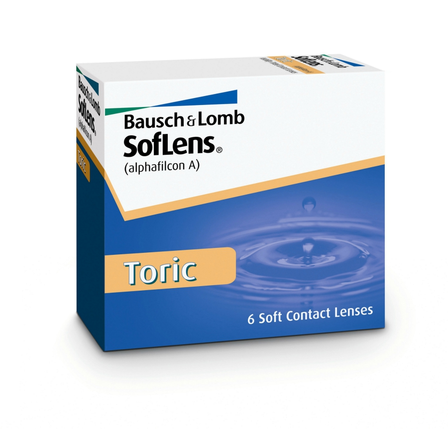 Soflens toric 6pack