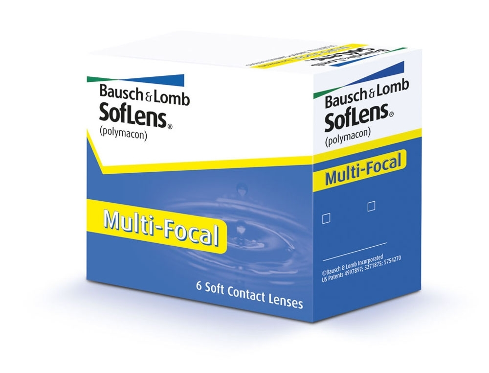 SOFLENS Multi-Focal for Presbyopia